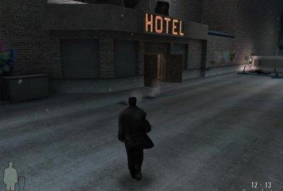 Max Payne (PS2) скриншот-1