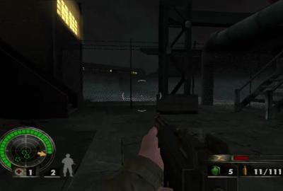 Medal of Honor: European Assault (PS2) скриншот-1