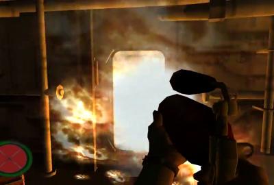 Medal of Honor: Rising Sun (PS2) скриншот-1
