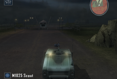Mercenaries: Playground of Destruction (PS2) скриншот-1