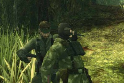 Metal Gear Solid 3: Subsistence (PS2) скриншот-1