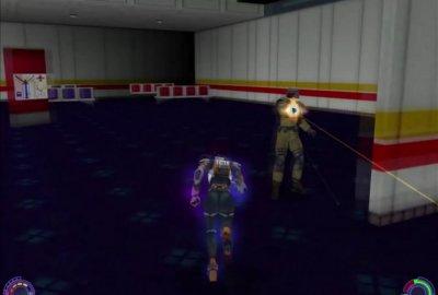 Oni (PS2) скриншот-1