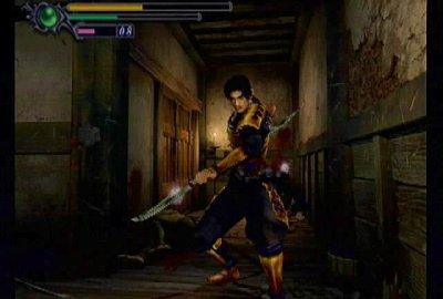 Onimusha: Warlords для Sony PlayStation 2