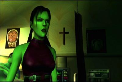 Primal (PS2) скриншот-1