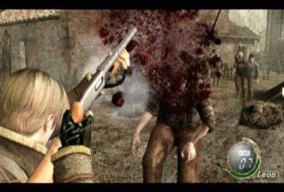 Resident Evil 4 для Sony PlayStation 2
