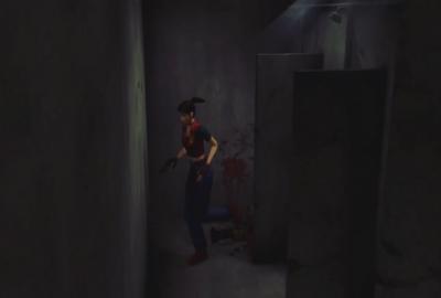 Resident Evil Code: Veronica X (PS2) скриншот-1