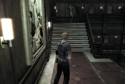 Resident Evil: Dead Aim (PS2) скриншот-1