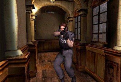 Resident Evil Outbreak File #2 (PS2) скриншот-1
