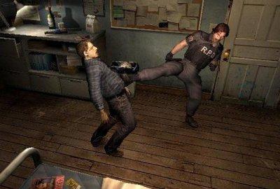 Resident Evil Outbreak для Sony PlayStation 2