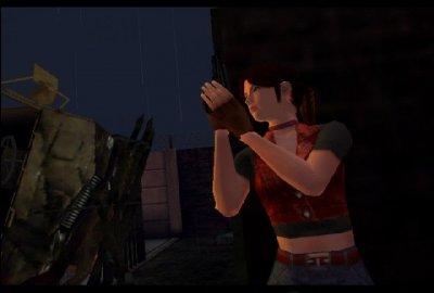 Resident Evil: Survivor 2 - Code: Veronica для Sony PlayStation 2