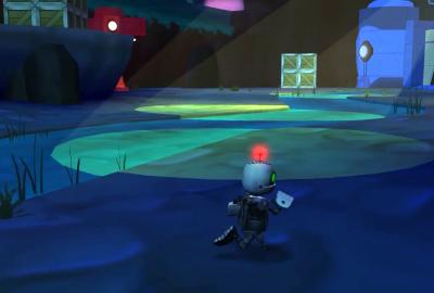 Secret Agent Clank (PS2) скриншот-1