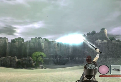 Shadow of the Colossus (PS2) скриншот-1