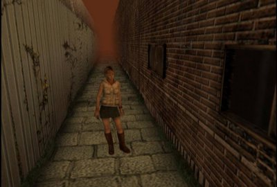Silent Hill 3 (Sony PlayStation 2) скриншот-1