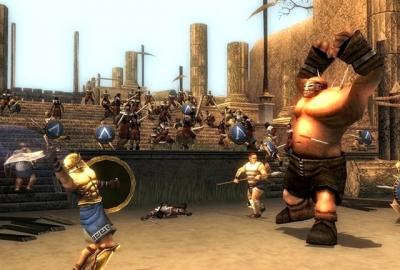 Spartan: Total Warrior для Sony PlayStation 2