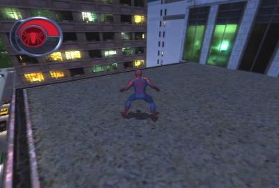 Spider-Man 2 (PS2) скриншот-1