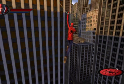 Spider-Man: The Movie Game (PS2) скриншот-1