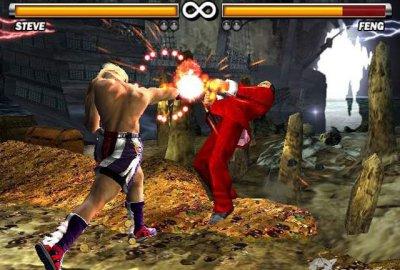 Tekken 5 (PS2) скриншот-1