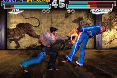 Tekken Tag Tournament для Sony PlayStation 2