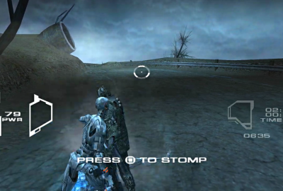 Terminator 3: The Redemption (PS2) скриншот-1