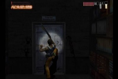 The Suffering: Ties That Bind (PS2) скриншот-1
