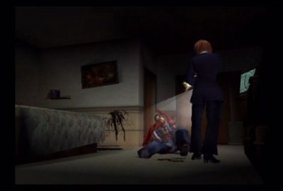 The X-Files: Resist or Serve (PS2) скриншот-1