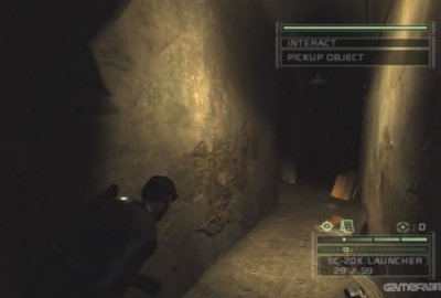 Tom Clancy's Splinter Cell: Chaos Theory (PS2) скриншот-1