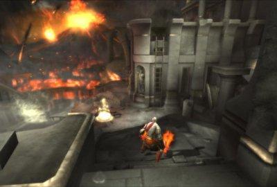 God of War Collection: Volume II (PS3) скриншот-1