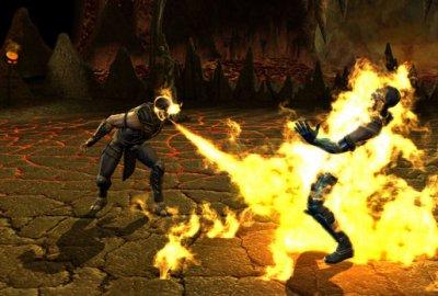 Mortal Kombat vs DC Universe (Special Edition) (PS3) скриншот-1