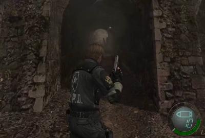 Resident Evil 4 (PS4) скриншот-1