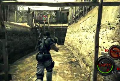 Resident Evil 5 (PS4) скриншот-1