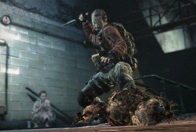 Resident Evil: Revelations 2 (PS4) скриншот-1