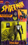 Spider-Man Black Costume with Web-Climbing Action | Spider-Man: The Animated Series - Toy Biz 1994 image