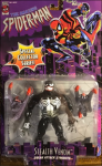 Stealth Venom - Sneak Attack Symbiote / The Amazing Spider-Man - Toy Biz 1996