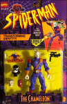 The Chameleon - Transforming Identity! / Spider-Man: The Animated Series - Toy Biz 1994