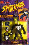 Venom II - Removable Symbiotic Mask! | Toy Biz 1994 image