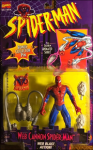 Web Cannon Spider-Man - Web Blast Action! | Toy Biz 1994 image