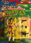 April | Teenage Mutant Ninja Turtles (TMNT 1987) - Playmates Toys 1988