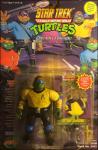 Captain Leonardo - The Wacky Warp Drivin' Leader! | Teenage Mutant Ninja Turtles (Star Trek) - Playmates Toys 1994 image