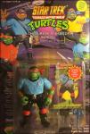 Chief Medical Officer Raphael - Pizza Healin' Doctor Dude! | Teenage Mutant Ninja Turtles (Star Trek) - Playmates Toys 1994 image