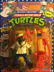 Midshipman Mike - The Salty Sewer Sailor! | Teenage Mutant Ninja Turtles (Mutant Military) - Playmates Toys 1991 image