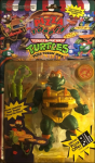 Pizza Tossin' Mike - The Cheese Chuggin' Champ! | Teenage Mutant Ninja Turtles (Pizza Tossin') - Playmates Toys 1988 image