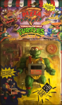 Pizza Tossin' Raph - The Sewer Servin' Sauce Master! | Teenage Mutant Ninja Turtles (Pizza Tossin') - Playmates Toys 1988 image