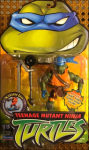 Scootin' Leonardo - The Extreme Scooter Shreddin' Turtle! | Teenage Mutant Ninja Turtles (TMNT) - Playmates Toys 2003 image