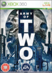 Army of Two (б/у) для Microsoft XBOX 360