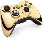 Геймпад золотой NEW D-PAD для XBOX 360
