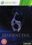 Resident Evil 6 для XBOX 360