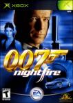 007: NightFire (Microsoft XBOX) (NTSC-U) cover