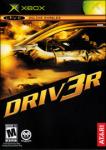 DRIV3R (Microsoft XBOX) (NTSC-U) cover