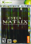 Enter The Matrix Platinum Hits (б/у) NTSC-U для Microsoft XBOX