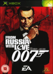 From Russia With Love (Microsoft XBOX) (PAL) cover